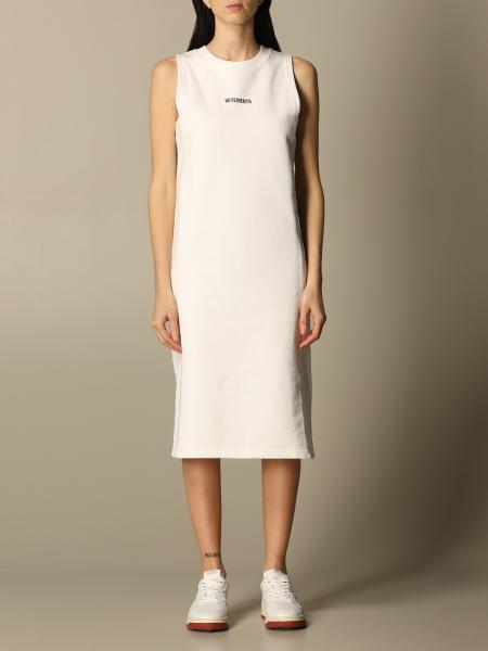 Vetements: Dress women Vetements