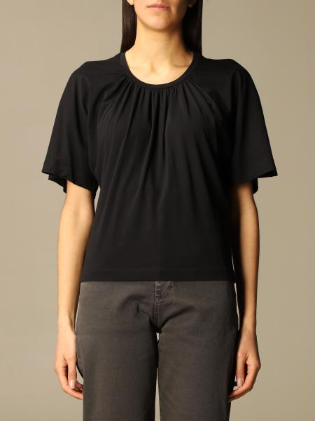 Federica Tosi: T-shirt basic Federica Tosi in cotone