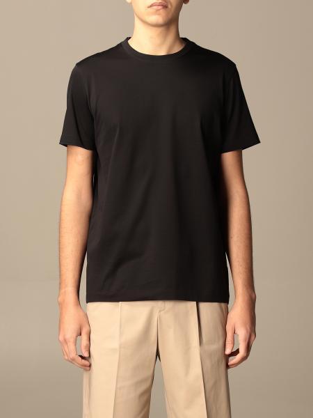 Alessandro Dell'acqua men: Alessandro Dell'acqua cotton t-shirt