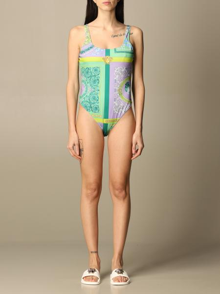Versace women: Swimsuit women Versace