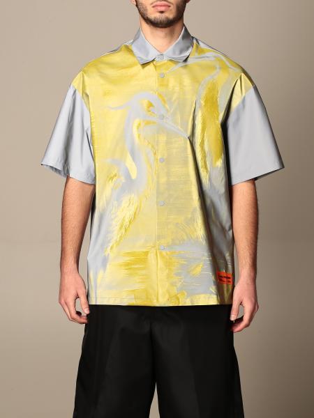 Heron Preston shirt with laminated shades