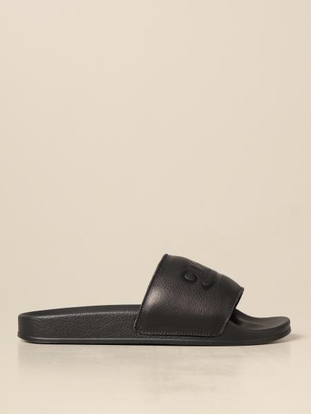 Sandalo a ciabatta Heron Preston in gomma