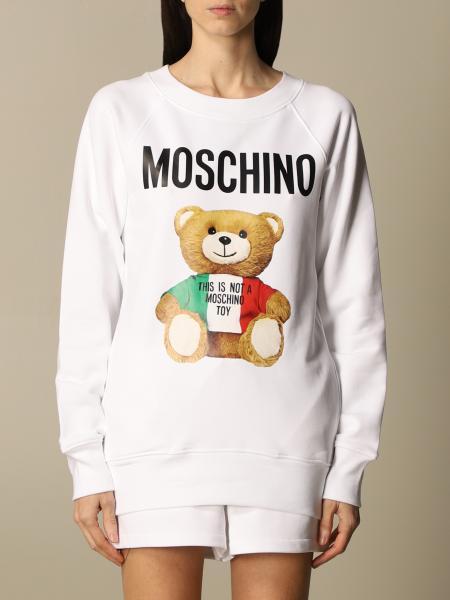 Толстовка Женское Moschino Couture