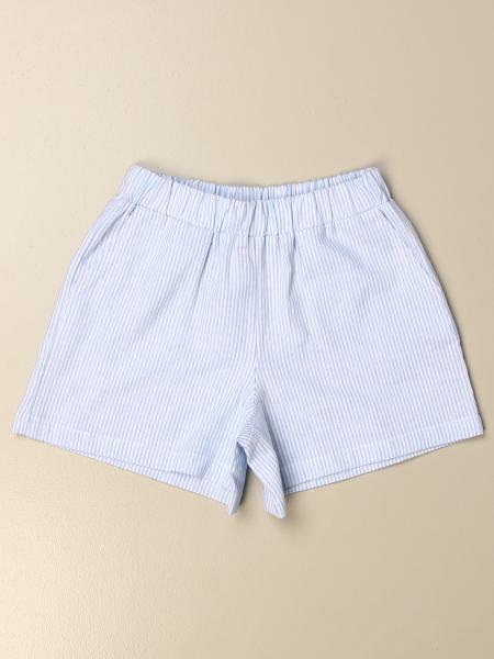 Pantaloncino Douuod a micro righe