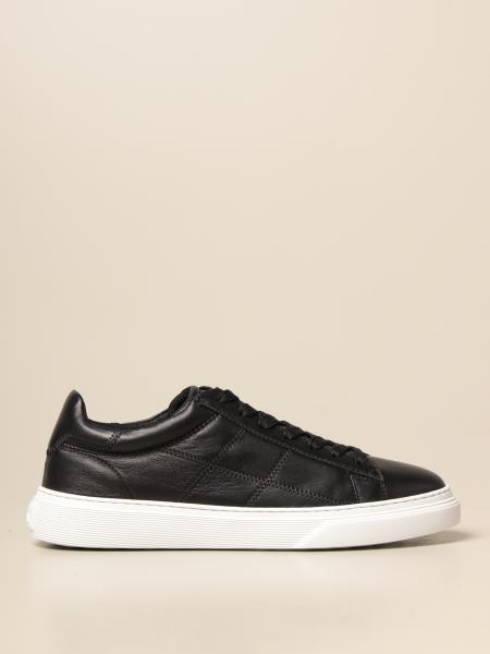 Hogan: Sneakers H365 Hogan in pelle con H cuciture