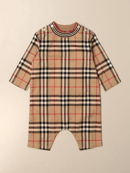Overall kinder Burberry