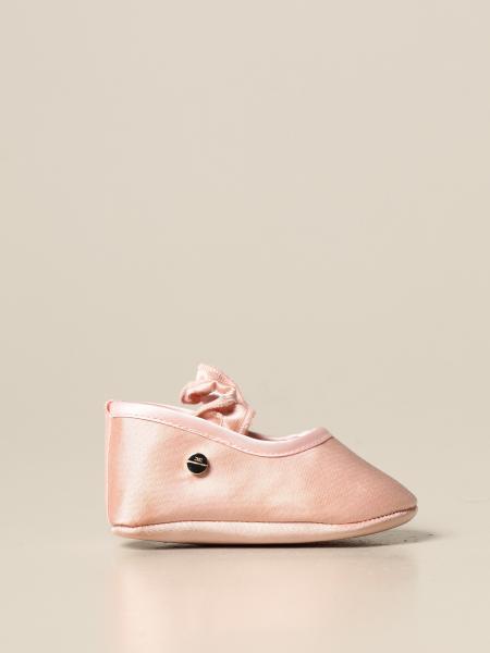 Elisabetta Franchi kids: Elisabetta Franchi ballerina in fabric