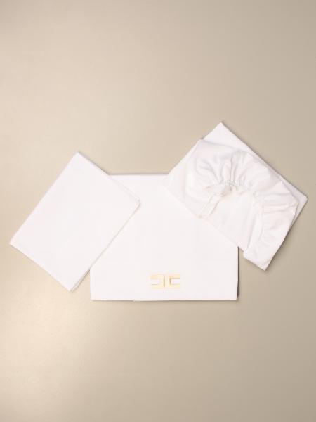 Set lenzuola Elisabetta Franchi con logo