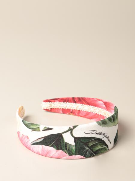 Dolce & Gabbana floral patterned headband