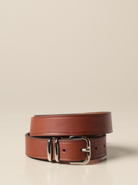 Eleventy leather belt