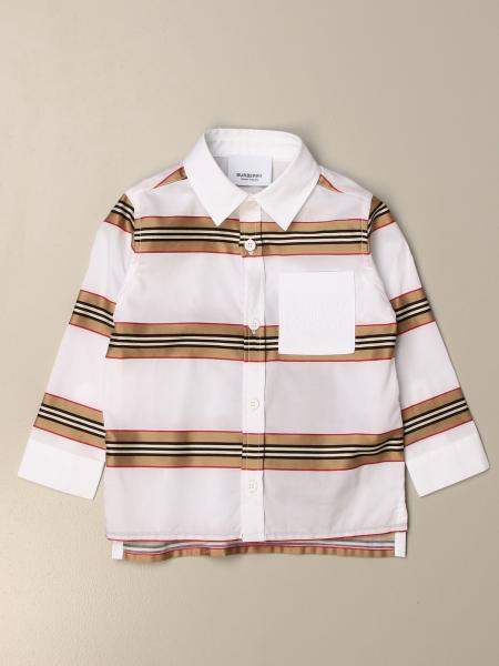 Hemd kinder Burberry