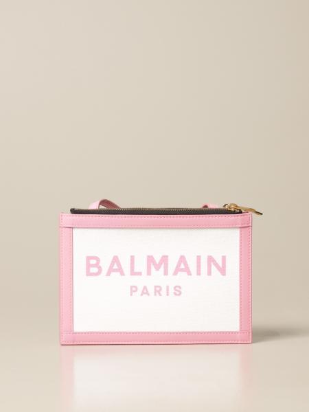 Balmain women: Tote bags women Balmain