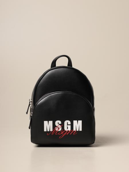 Duffel bag kids Msgm Kids