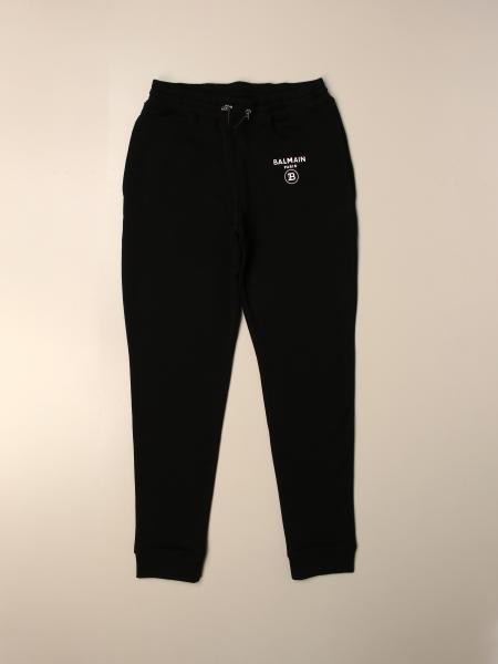 Balmain: Pantalone bambino Balmain