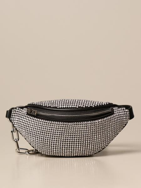 Attica Alexander Wang belt bag with rhinestones