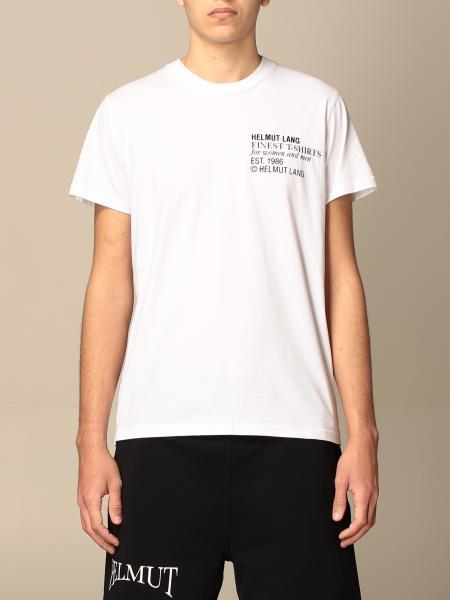 Camiseta hombre Helmut Lang