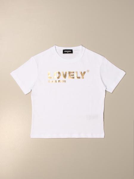 T-shirt kinder Dsquared2 Junior