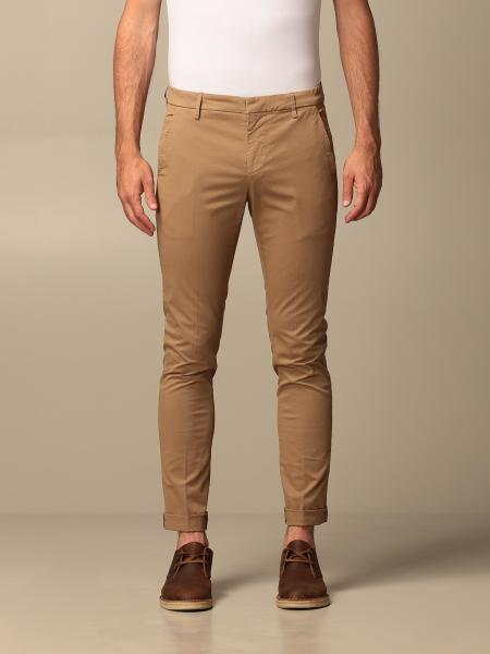 Dondup trousers with a regular waist and America pockets