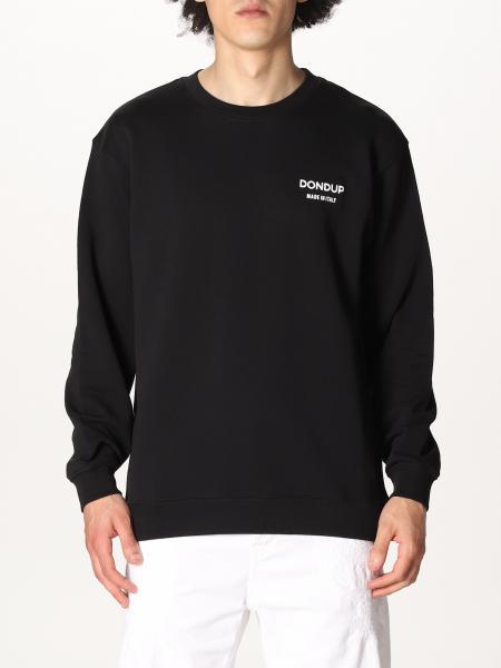 Dondup crewneck sweatshirt with logo