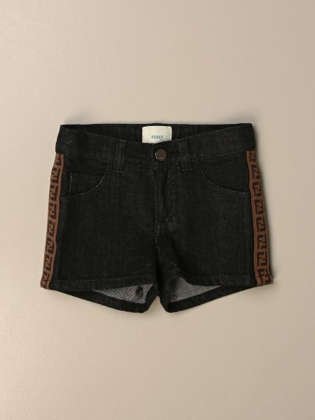 Pantalones cortos niños Fendi