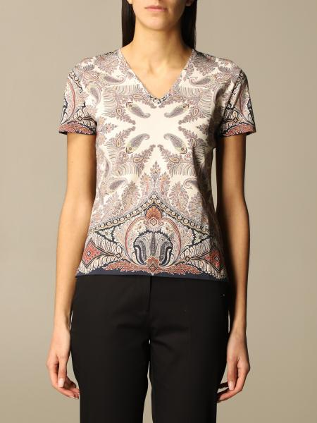 Etro women: T-shirt women Etro