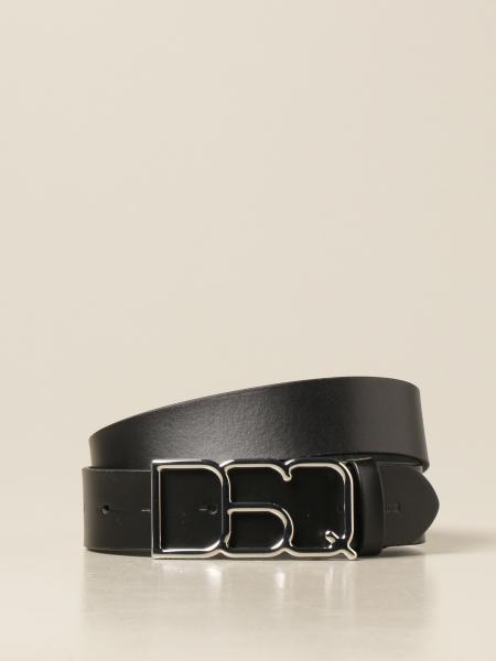 Cintura Dsquared2 Junior in pelle