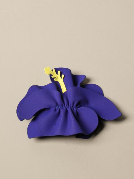 Il Gufo flower-shaped hair clip