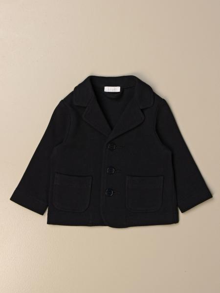 Il Gufo single-breasted cotton jacket