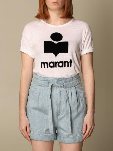 Isabel Marant Etoile: T-shirt femme Isabel Marant Etoile