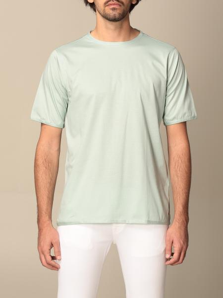 Kiton: Kiton t-shirt in basic stretch cotton