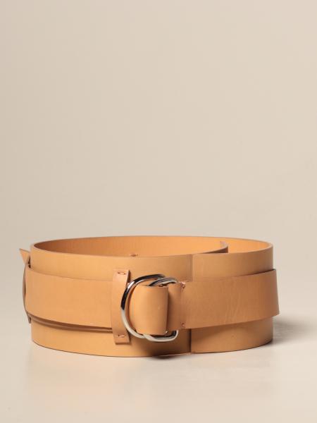 Cintura larga Federica Tosi con anelli metallici