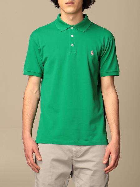 Polo Polo Ralph Lauren in cotone slim fit