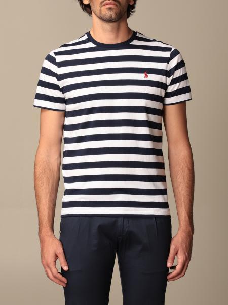 Polo Ralph Lauren: Футболка Мужское Polo Ralph Lauren