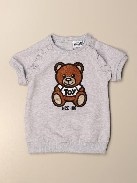 Moschino ДЕТСКОЕ: Платье Детское Moschino Baby