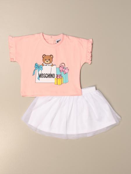 Conjunto niños Moschino Baby