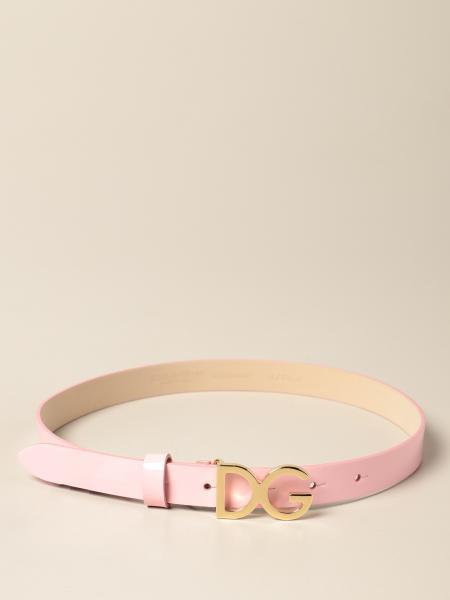 Cinturón niños Dolce & Gabbana
