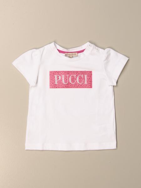 Emilio Pucci: Camisetas niños Emilio Pucci