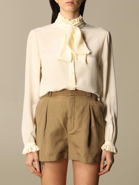 Saint Laurent women: Shirt women Saint Laurent