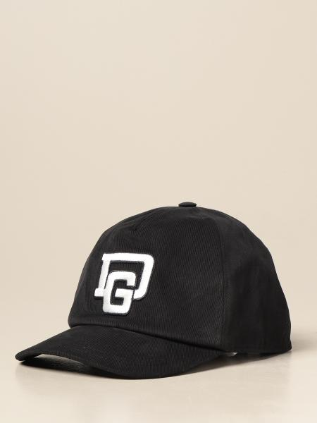 Dolce & Gabbana cotton baseball hat