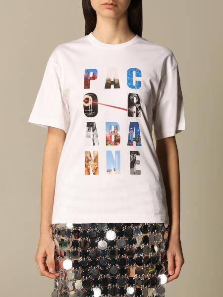 Hemdbluse damen Paco Rabanne