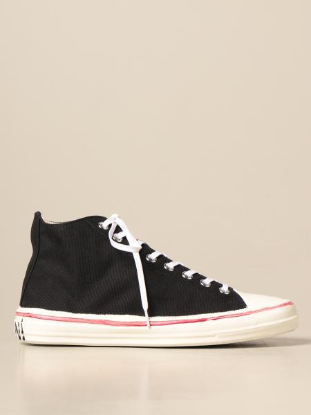 Marni: Sneakers Marni stringata in tela