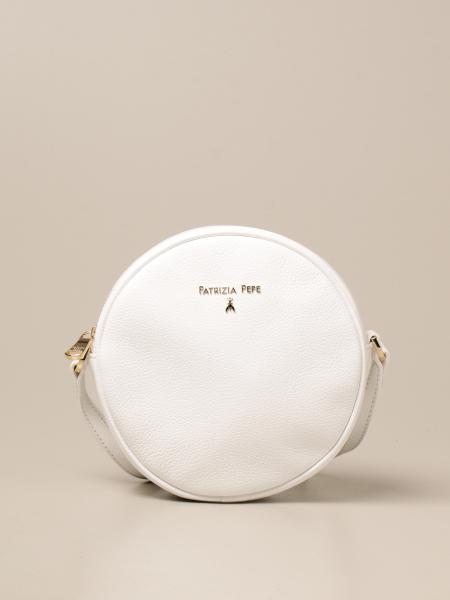 Patrizia Pepe women: Patrizia Pepe bag in hammered leather