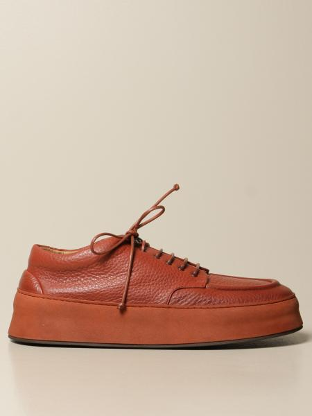 Marsèll Cassapana derby in volonata leather