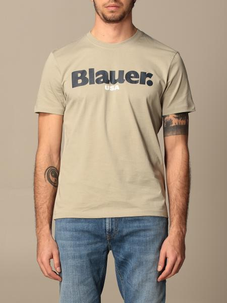 Blauer: T-shirt men Blauer