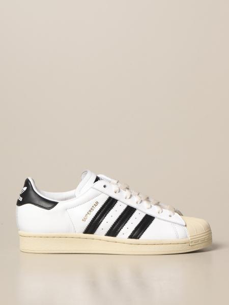 Sneakers Superstar Adidas Originals in pelle