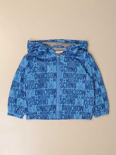 Moschino ДЕТСКОЕ: Куртка Детское Moschino Baby