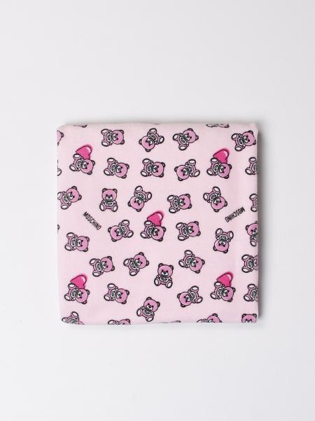 Халат для новорожденных Детское Moschino Baby