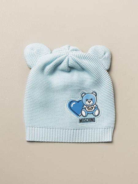 Шапки для новорожденных Детское Moschino Baby