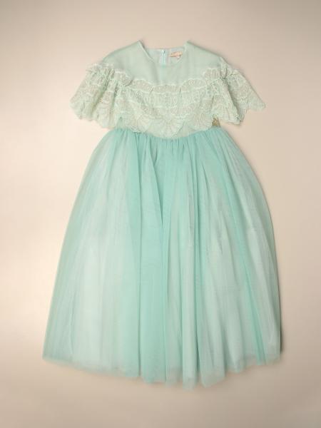 Elie Saab: Elie Saab dress in tulle and lace