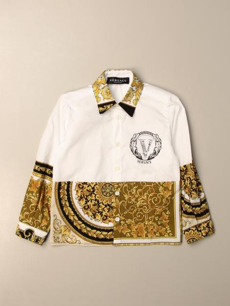 Camisa niños Versace Young
